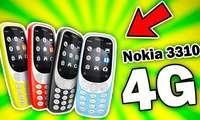 «Тарошланган» Android'ли Nokia 3310 (2018) модели 4G'да ишлайди