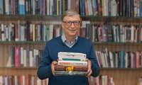 Билл Гейтс шу ёзда ўқиб чиқиш учун бешта китобни тавсия қилди