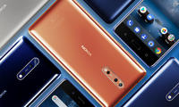 Nokia 8 флагманининг тақдимоти бўлиб ўтди