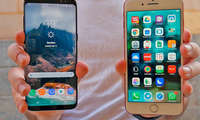 Хитойда Galaxy Note 8'дан 200 баробар кўп iPhone 8 буюртма қилинди