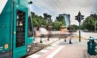 Германияда ҳайдовчисиз трамвай илк синовдан муваффақиятли ўтди (+видео)