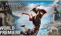 Assassin's Creed Odyssey расман тақдим этилди: Қадим Юнон юртига жангга отланамиз! (+видео)