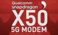 Qualcomm смартфонлар учун дунёдаги илк 5G-модемни тақдим этди (+видео)