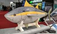 Робот-тунец: балиқ тўдаларини ортидан эргаштиради