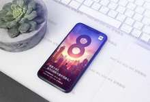 Шаффоф корпусли Xiaomi Mi 8'ни «жонли» ва расмий видео ҳамда суратларда кўрамиз!