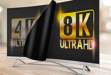Бунақаси бўлмаган: 5G модемли илк 8К-телевизор чиқяпти!