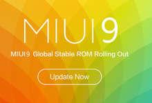 MIUI 9'гача янгиланадиган 40та Xiaomi битта рўйхатда!