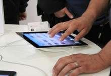 iPad дўконнинг ўзидаёқ ёниб кетиб, уч кишини жароҳатлади!