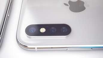 Уч объективли камерага эга iPhone'ларни томоша қиламиз!