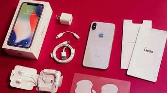 iPhone X ва бошқа айфонларни пластик орқали кредитга олинг! (2017 йил 11 декабрь)