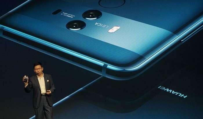 Huawei аллақачон буклама смартфон прототипини яратибди!