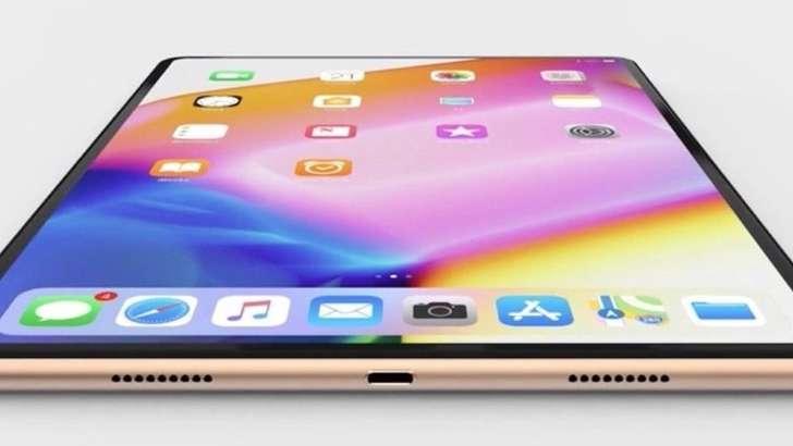 """iPad 2018 """"елкасида"""" ғалати тугмача бор экан"""