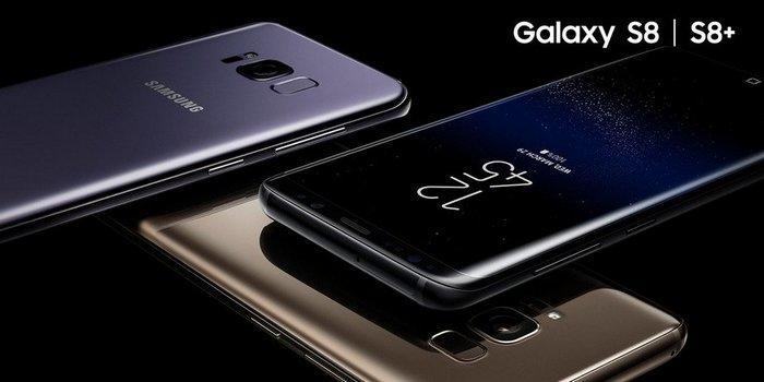 «Малика» савдо марказида Samsung смартфонларининг нархлари (2017 йил 15 июль)