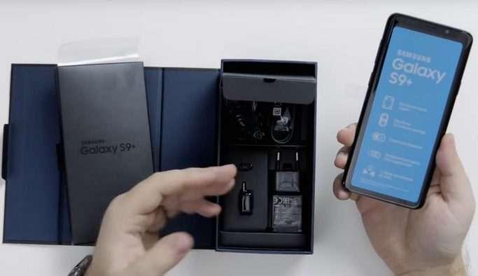 Бутун Ўзбекистон бўйича етказиб бериладиган Galaxy S9+ ва бошқа Samsung смартфонлари нархлари (2018 йил 2 апрель)