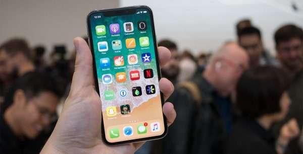 Илк партияда қанча iPhone X сотувга чиқарилиши айтилди