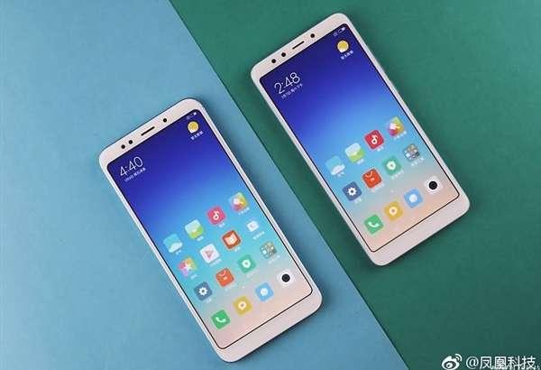 Xiaomi Redmi 5 ва Redmi 5 Plus тақдим қилинди: тўлиқ экранли смартфон $120 доллардан