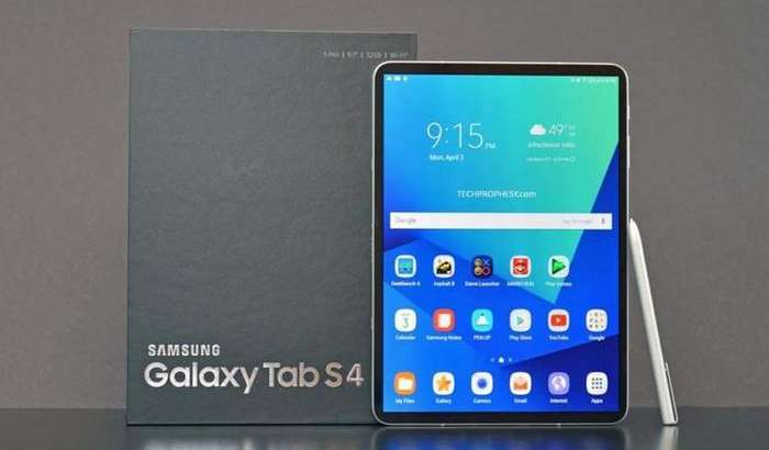 Samsung Galaxy Tab S4 тарихдаги бирорта планшетда йўқ инқилобий хусусиятга эга бўлади