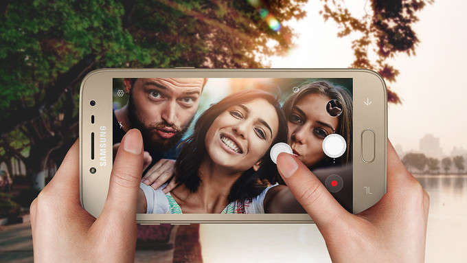 Samsung ҳамёнбоп Galaxy J2 Pro (2018) смартфонини тақдим этди