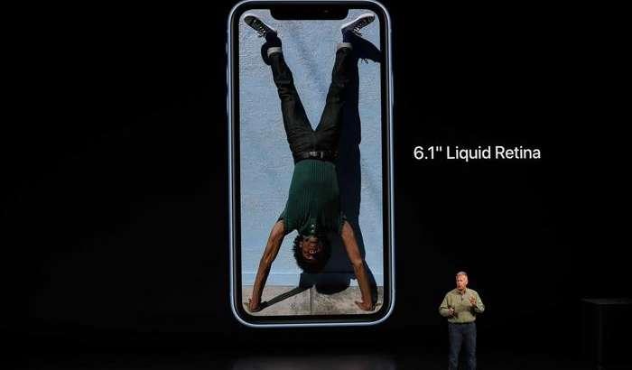Янги iPhone'лар тақдимотидан кейин Apple акциялари нархи тушиб кетди