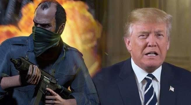 Трамп болаларни ким қотилга айлантираётганини айтди