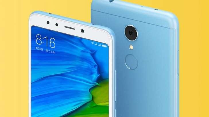 Xiaomi Redmi 5 бугун, кутилганидан 2 баробар арзон нархда тақдим қилинади
