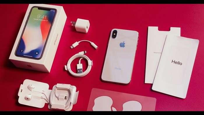 iPhone X ва бошқа айфонларнинг сўмдаги нархлари (2018 йил 13 январь)