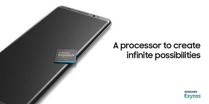 Samsung Galaxy S9 «сунъий идрок»ли процессорга эга бўлади