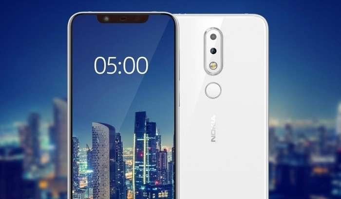 Nokia X5: MediaTek Helio P60 процессорида ишлайдиган арзон смартфон