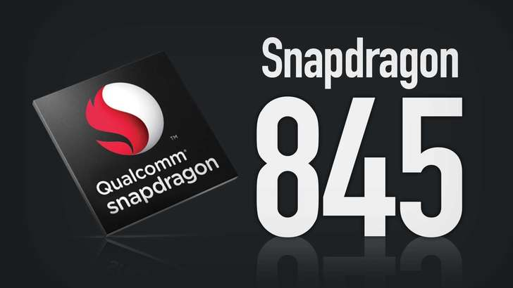 Илғор Qualcomm Snapdragon 845 тақдим қилинди