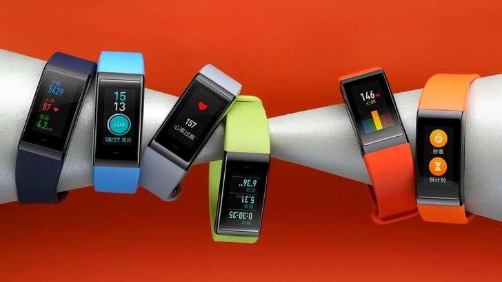 Amazfit Cor – Xiaomi'нинг яп-янги кўркам смарт-браслети