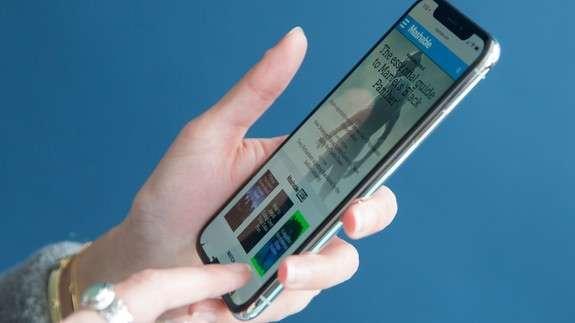 iPhone X учун Telegram'нинг бета-версиясини ўрнатамиз