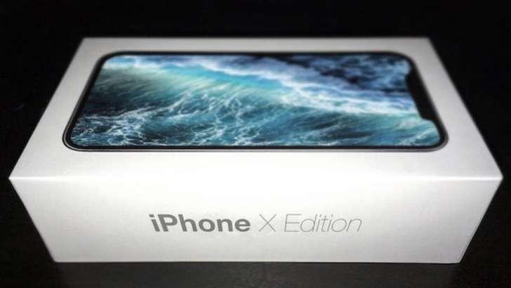 Apple дўконлари олдида iPhone 8 учун навбат пайдо бўлмоқда (сурат)