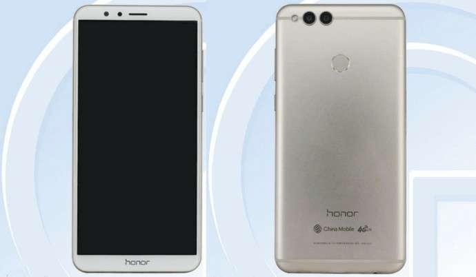 Honor 7X смартфони Geekbench'да ҳам кўринди