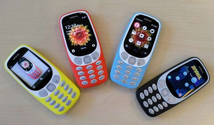 «Қайта тирилган» Nokia 3310 (2017) энди 3G-талқинда чиқади!