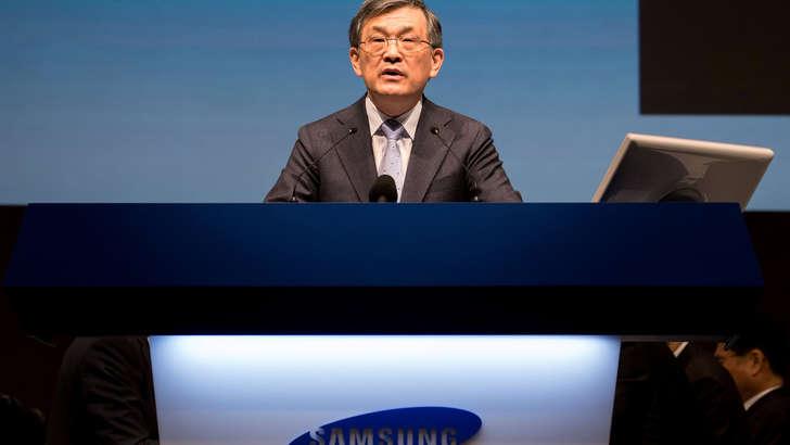 Samsung вице-президенти компания инқироз ёқасида эканини ва ишдан кетишини маълум қилди