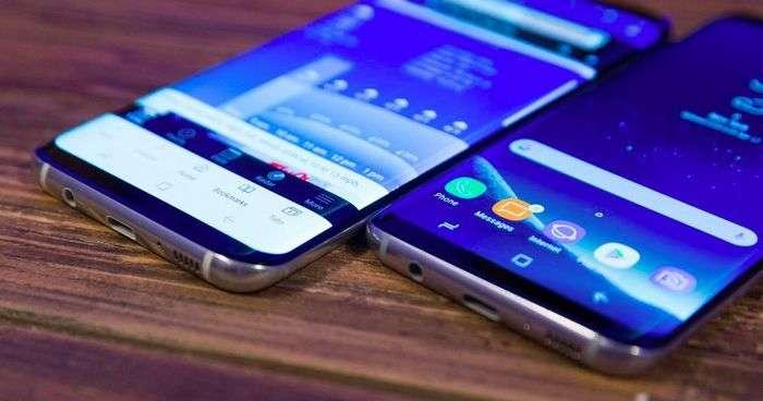 «Малика»да Samsung смартфонларининг сўмдаги нархлари (2017 йил 4 ноябрь)