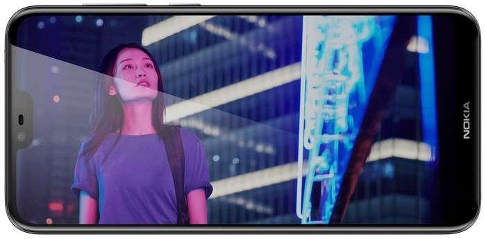 Ниҳоят, Nokia ҳам iPhone X услубидаги илк смартфонини тақдим этди