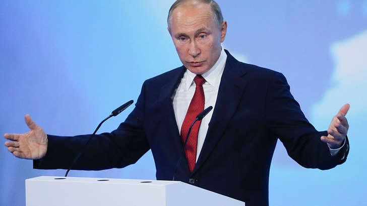 Путин келажакда жаҳонда қайси давлат ҳукмронлик қилишини айтди