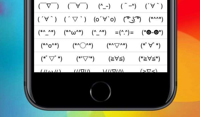 Исталган iPhone'да махфий – оригинал смайликлар тўпламини фаоллаштирамиз