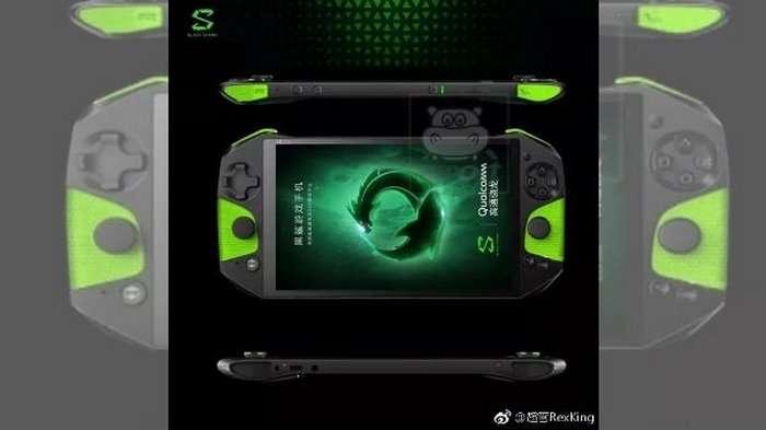 Бизни лақиллатишибди: Xiaomi Black Shark расмлари фейк экан!