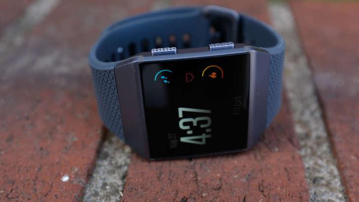 Fitbit Ionic Watch инновацион соати тақдим қилинди