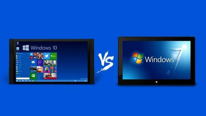 Windows 10'га қарши Windows 7: қай бири хавфсизроқ?
