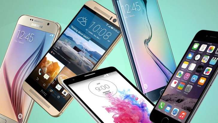 Энг яхши экранли смартфон ва планшет маълум қилинди