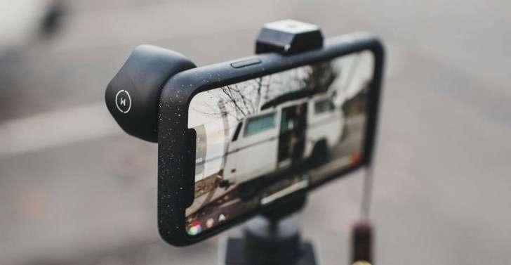 Apple iPhone учун ташқи объектив ишлаб чиқаради