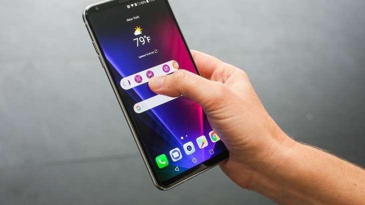 Илғор LG V30 тақдим қилинди: Note 8'дан 500 доллар арзон
