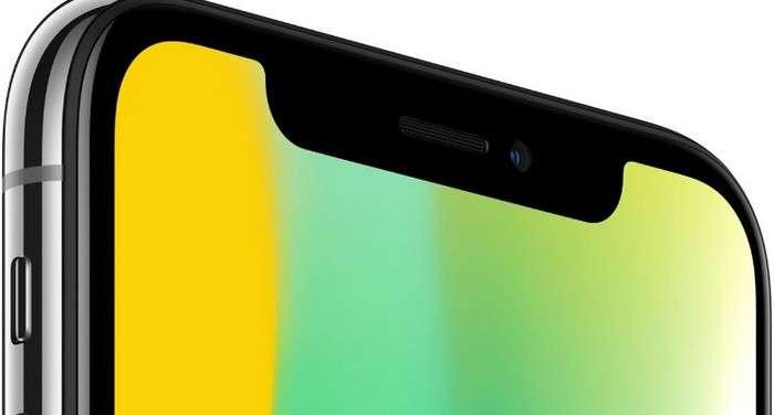 iPhone X экранидаги «ўйиқ» – Apple'нинг ажойиб «имзо»си!