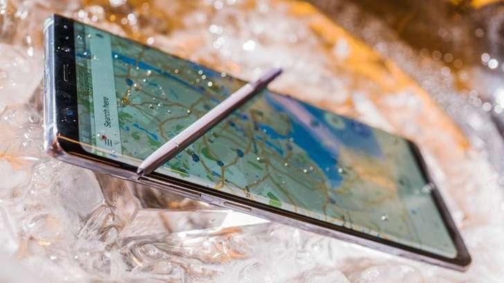 Galaxy Note 8: аввалдан буюртма, расмий нарх ва янги рекорд