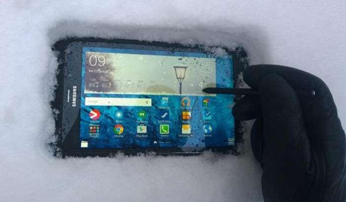 Зўр ҳимояланган Galaxy Tab Active 2 планшети чиқди