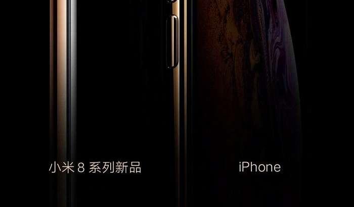 iPhone Xs тақдимотидан кейиноқ Xiaomi унинг нақ уч баравар арзон клонини намойиш этди!