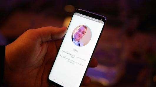 Фавқулодда хабар: Galaxy Note 8'нинг юз сканери ҳам